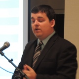 Mr. Mark Steffler, Ec. D., Manager, Investment Attraction and Growth, City of Burlington.